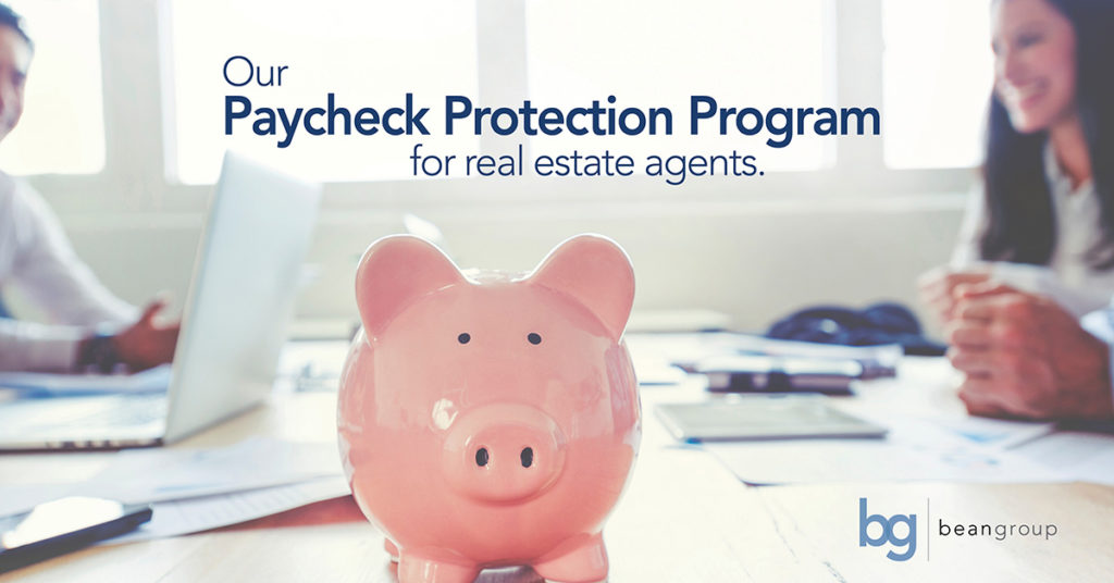 Paycheck Protection Program for Real Estate Agents